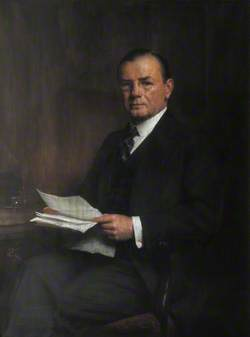 Leopold Charles Maurice Stennet Amery (1873–1955), CH, Exhibitioner (1892), Honorary Fellow (1946), Secretary of State for India (1940–1945)