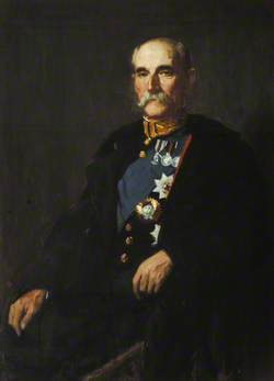Henry Charles Keith Petty-Fitzmaurice (1845–1927), 5th Marquess of Lansdowne, KG, Commoner (1863), Honorary Fellow (1916), Viceroy of India (1888–1893), Foreign Secretary (1900–1905)
