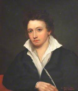 Percy Bysshe Shelley (1792–1822)