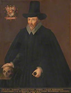 Nicholas Wadham (1532–1609)