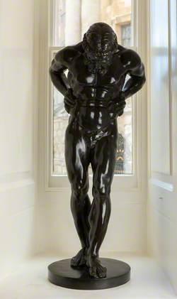 Figure of Atlas