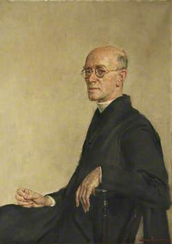Father C. C. Martindale, SJ