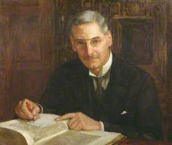 Percy Stafford Allen (1869–1933), President of Corpus Christi College Oxford and Erasmian Scholar