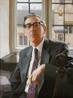 Sir Keith Thomas (b.1933), President (1986–2000)