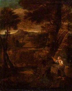 Landscape with a Female Figure