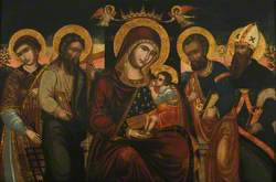 The Virgin and Chid with Four Saints