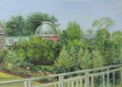 The Observatory Gardens, The Parks, Oxford