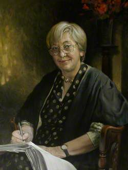 Marilyn Speers Butler (1937–2014)