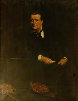 Sir Edwin Ray Lankester (1847–1929)