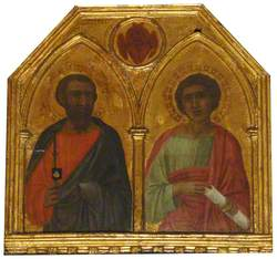 A Pair of Saints