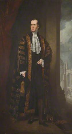 Edward George Geoffrey Smith Stanley (1799–1869), 14th Earl of Derby