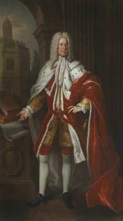 Charles Butler (1671–1758), 1st Earl of Arran