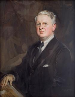 Sir Alan Henderson Gardiner (1879–1963)