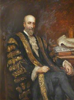 Francis Henry Jeune (1843–1905), Lord St Helier, Chancellor of the Dioceses of Gloucester and St Albans, President of Probate, Divorce and Admiralty Division (1891), Baron St Helier (1905)