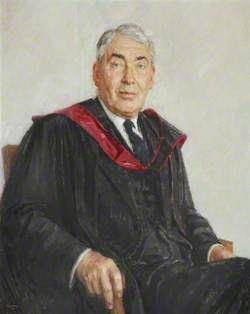 Lord Robert Hall (1901–1988), Principal (1964–1967)