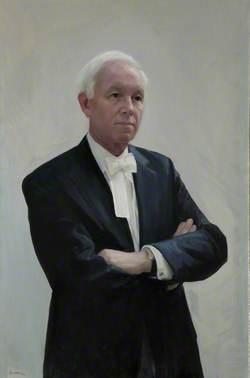 Sir Peter North, Principal (1984–2005)