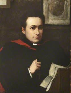 Reverend Aubrey Lackington Moore, Tutor of Keble College (1880–1890)
