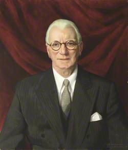 Sir Charles Hayward, Honorary Fellow (1973)