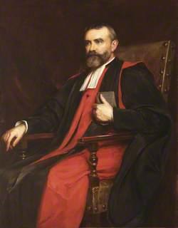 Reverend Robert Wilson, DD, Warden (1889–1897)