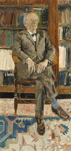 Egon Joseph Wellesz (1885–1974), Fellow (1938–1960)