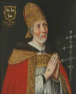 Thomas Rotherham (1423–1500), Bishop of Lincoln (1471–1500), Second Founder of Lincoln College