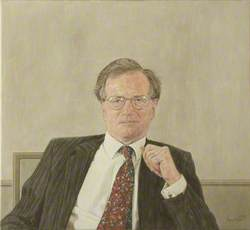 Sir Maurice Shock (b.1926), Rector (1987–1994)
