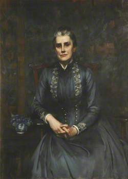 Dame Elizabeth Wordsworth, 1st Principal of Lady Margaret Hall (1879–1909)