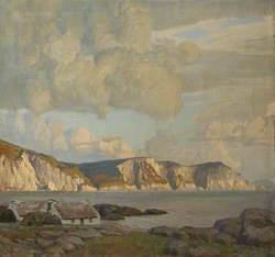 Cliffs above Minawn