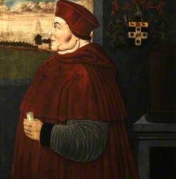 Cardinal Thomas Wolsey (c.1475–1530), Fellow (1497–1502)