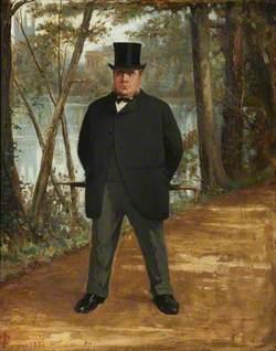 John Edward Henderson (1826–1882), Fellow (1858–1882)