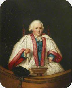 Philip Hayes (1738–1797), Matriculated (1763), Organist