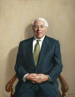 Anthony David Smith (b.1938), President (1988–2005)
