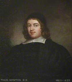 Thomas Manton (1620–1677), DD