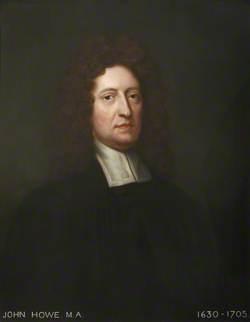 John Howe (1630–1705), MA