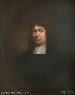 Obadiah Hughes (1639–1704), BA