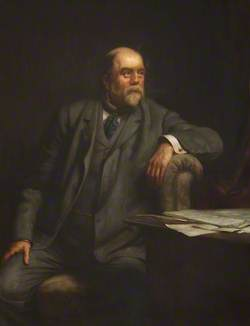 William Henry Wills (1830–1911), 1st Baron Winterstoke of Blagdon
