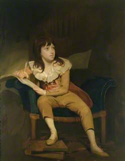 William Crotch (1797–1848), Heather Professor of Music, Aged 10