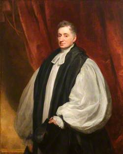 Philip Nicholas Shuttleworth (1782–1842), Warden of New College (1822–1840), Bishop of Chichester