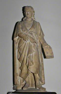 Maquette for 'Sir Isaac Newton (1642–1727)'