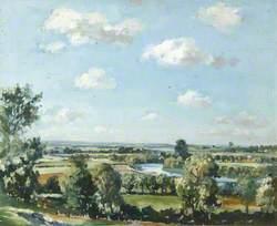 From Sinoden Hill, Berkshire