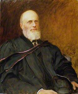 Alfred Robinson, Bursar of New College (1841–1895)