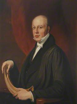 Reverend D. William Buckland (1784–1856), DD, FRS, FGS, Canon of Christchurch