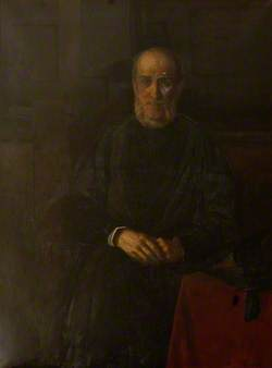 Dr D. P. Chase, Principal of St Mary's Hall (1857–1902)