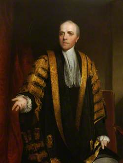 William Wyndham Grenville, Baron Grenville, Chancellor of the University