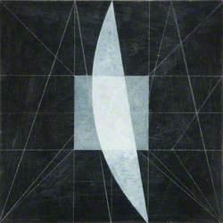 Three Figure Composition 4 Lunar