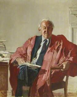Sir George Pickering (1904–1980), FRS, Master (1969–1974)