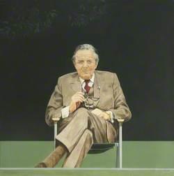 Sir Geoffrey Arthur (1920–1984), KCMG, Master (1975–1984)