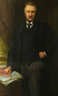 Cecil John Rhodes (1853–1902), PC, DCL