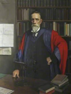 Dr Henry Wheeler Robinson (1872–1945), Principal of Regent's Park College (1920–1927)