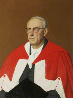 Dr Gwynne Henton Davies (1906 –1998), Principal of Regent's Park College (1958–1972)